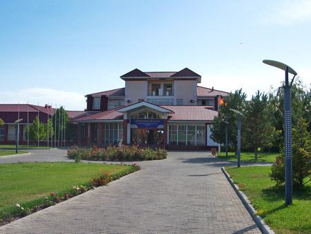 Центр отдыха Ак-Марал