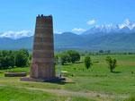 Башня Бурана, Кыргызстан
