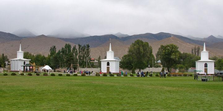 Чолпон-Ата, Иссык-Куль