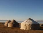 Киргизские юрты