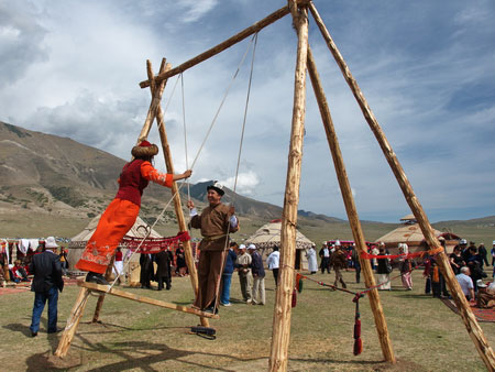 свинг знакомство в кыргызстане