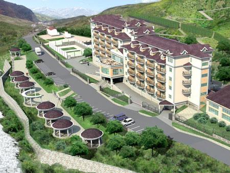 Санаторий Jannat Resort
