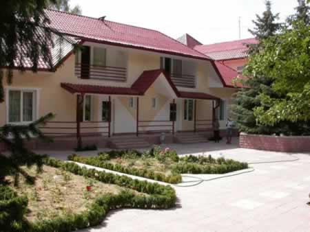 Санаторий Киргизское Взморье
