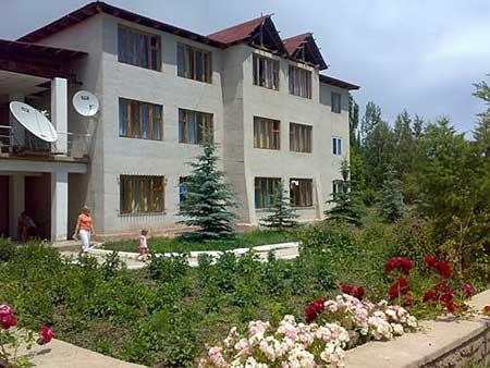 Отель Лучезарное побережье