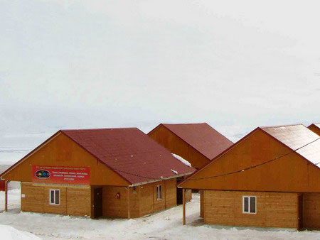 Горнолыжная база Тоо Ашуу